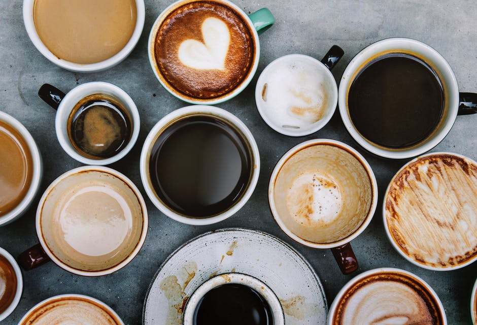 Duurzame koffie drinken