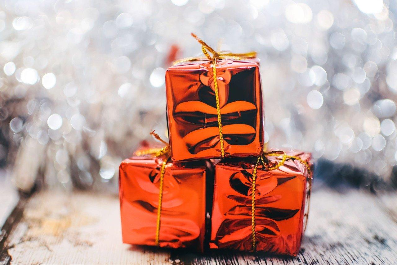 Drie prima redenen om kerstpakketten te schenken